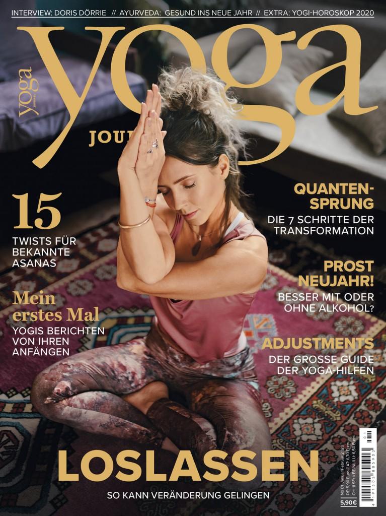 Yoga Journal neue Ausgabe Nr. 67