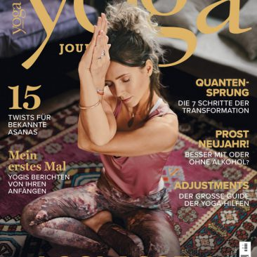 Yoga Journal Nr 67