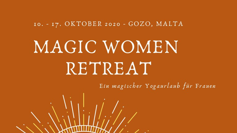 Magic Women Yoga Retreat auf Malta