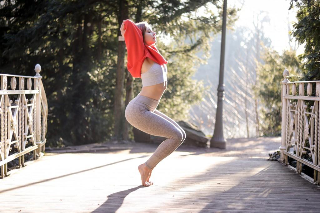 Mit Yoga und Ernährung zu mehr Wärme im Winter
