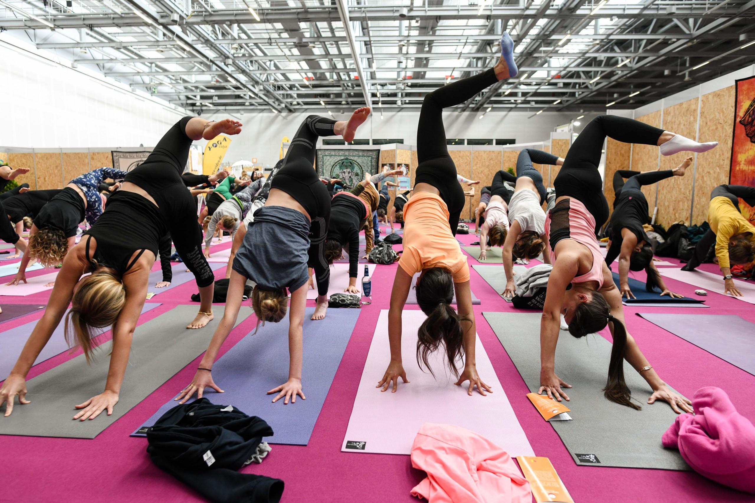 Yoga - und Veganworld Stuttgart