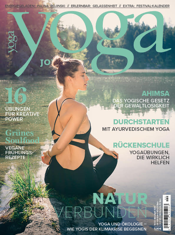 Yoga Journal No 02 März April 2020