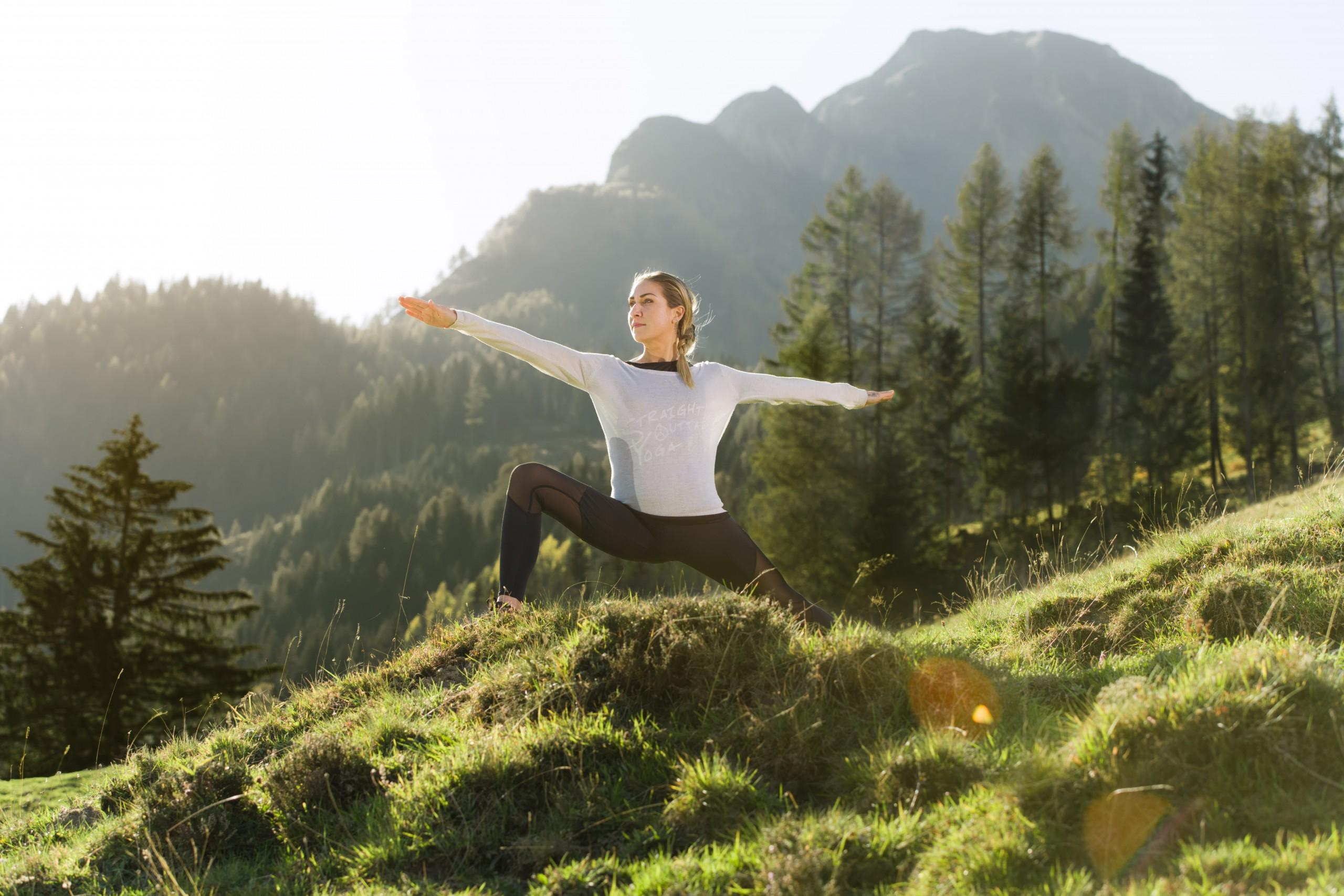 Yoga in Gastein
