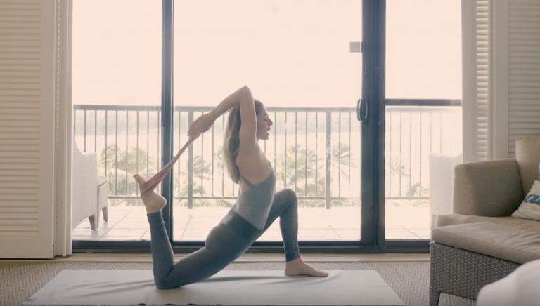 Yoga-Video mit Nora Kersten: Vorbereitung für Rückbeugen