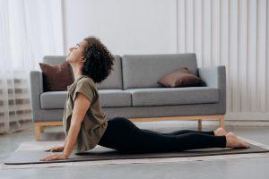Affirmation Asana Yoga