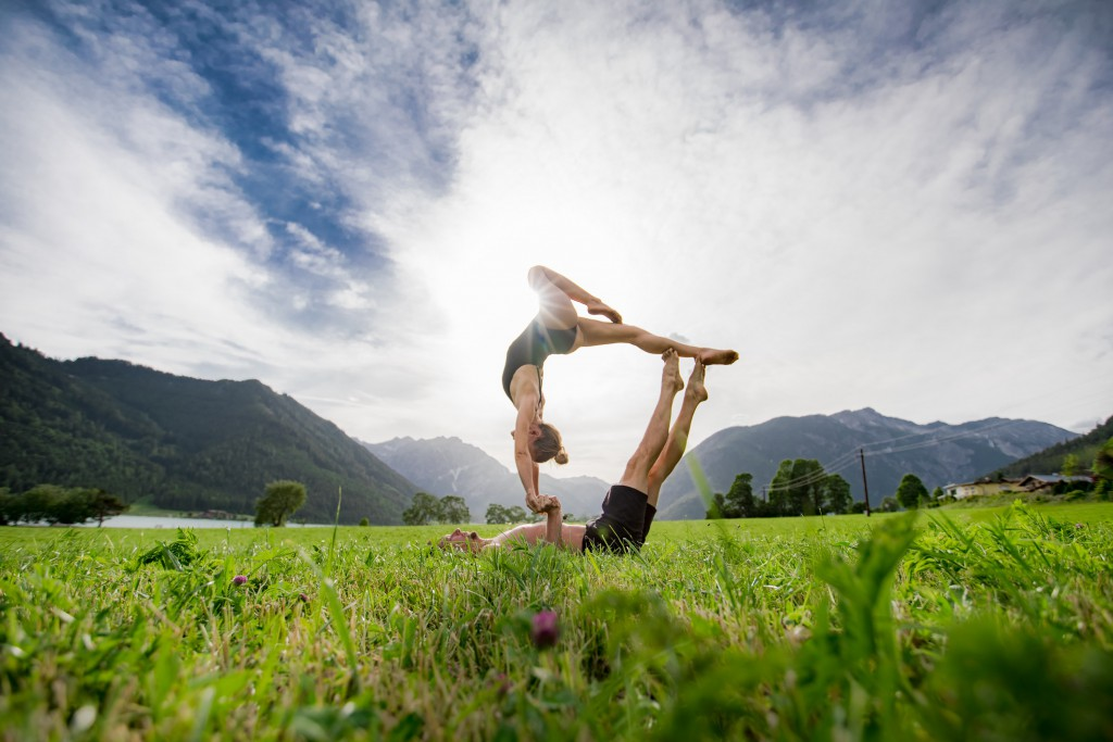 AcroYoga Weiterbildung Flying Monkey