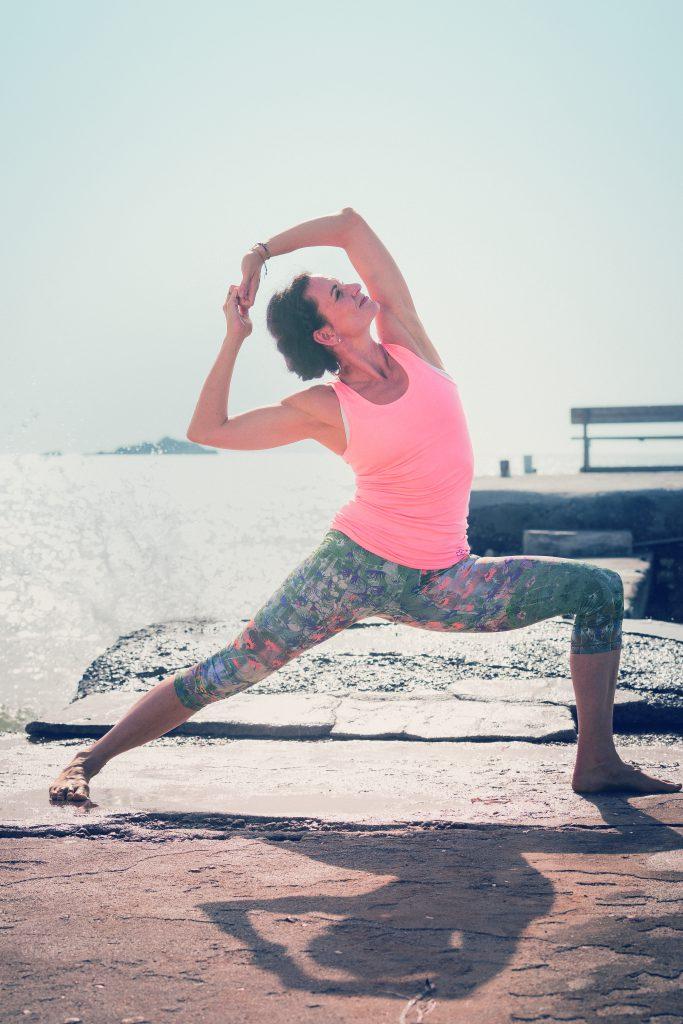 Yoga für mehr Energie