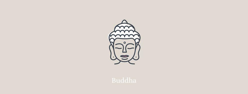 Zeichen mit bedeutung buddhistische Buddhismus Tattoo:
