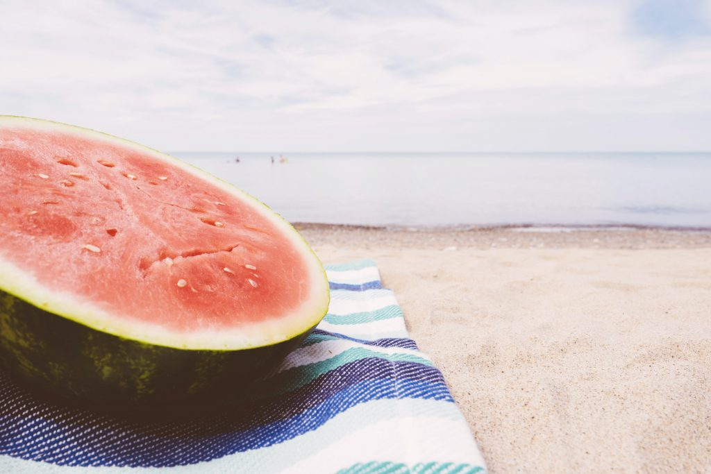 Wassermelone Rezept Sommer