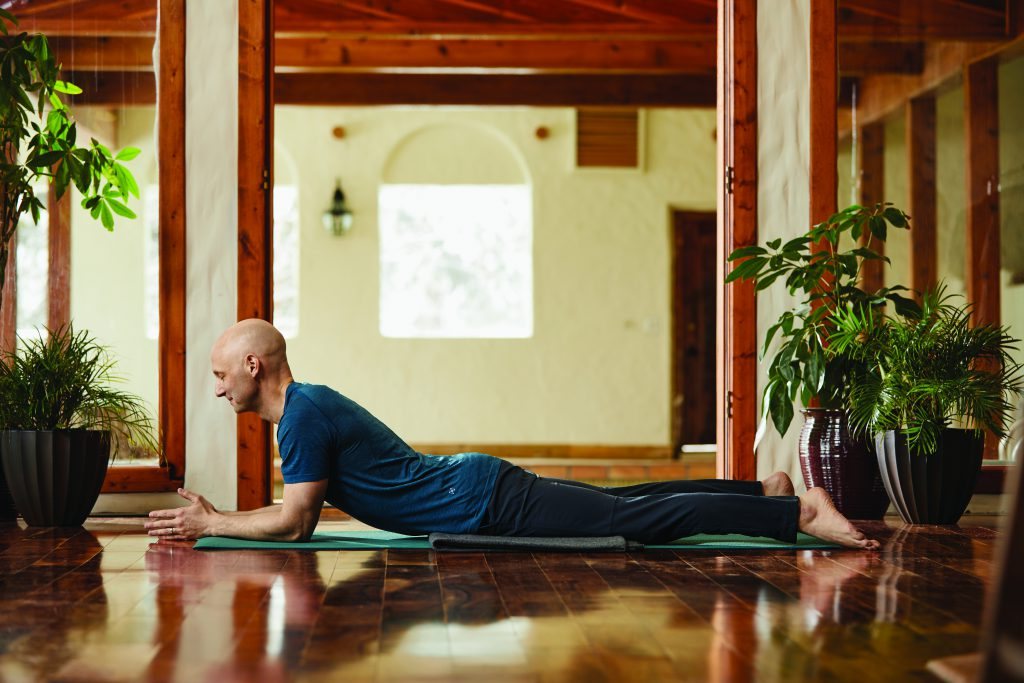 Sphinx: Josh Summers Yin Yoga