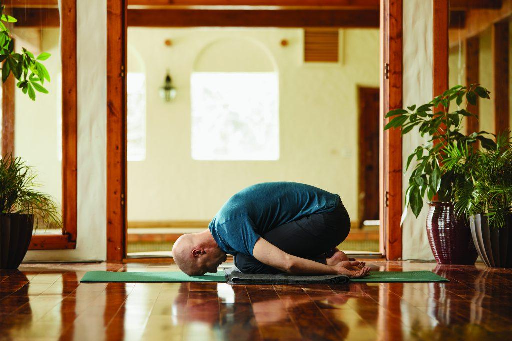 Stellung des Kindes: Josh Summers Yin Yoga