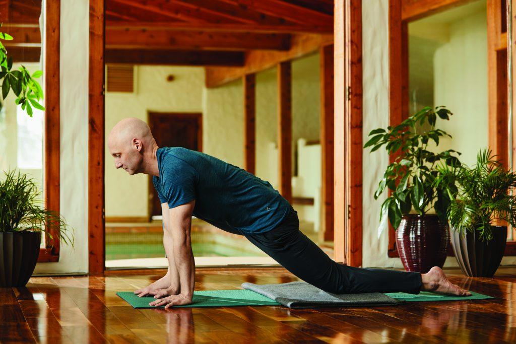 Drache innen: Josh Summer Yin Yoga