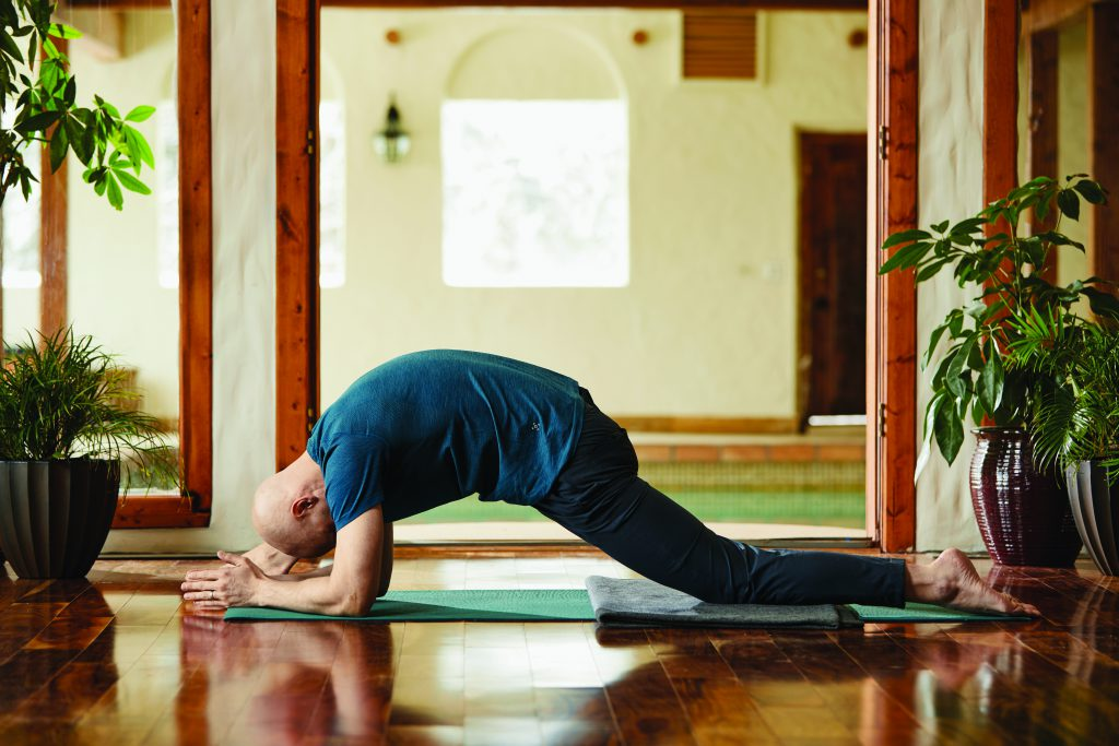 Gecko: Josh Summers Yin Yoga