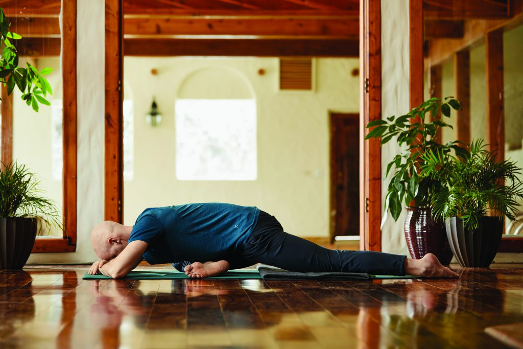 Schwan: Josh Summers Yin Yoga