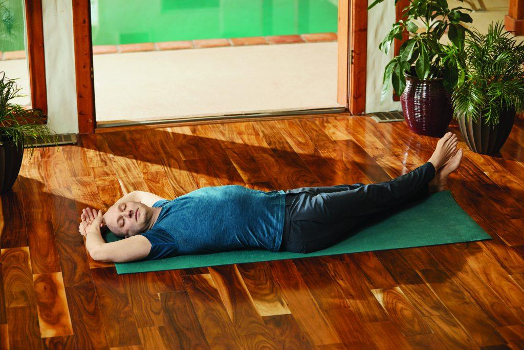 Bananasana: Josh Summers Yin Yoga