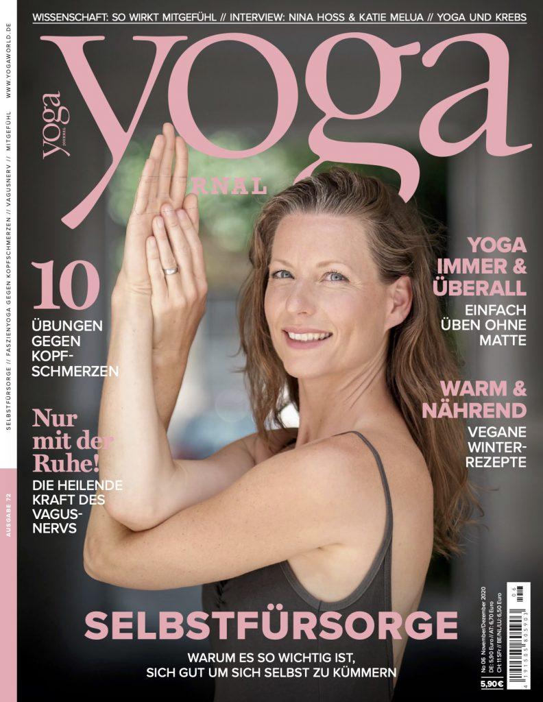 Yoga Journal No 02 März April 2020