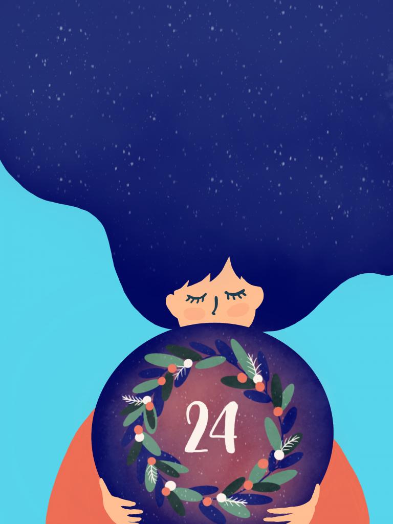 Yoga Adventskalender kalender