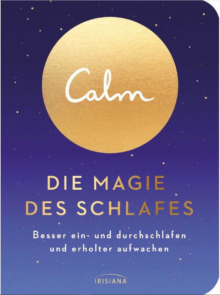Calm - die Magie des Schlafes Buch Weihnachten Yoga