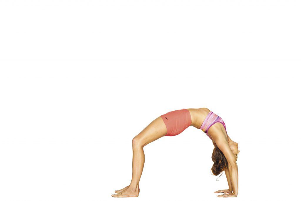 Urdhva Dhanurasana - nach oben zeigender Bogen