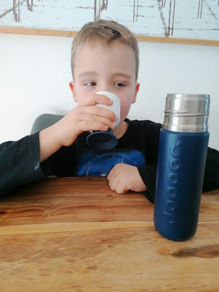 Dopper Test Trinkflasche