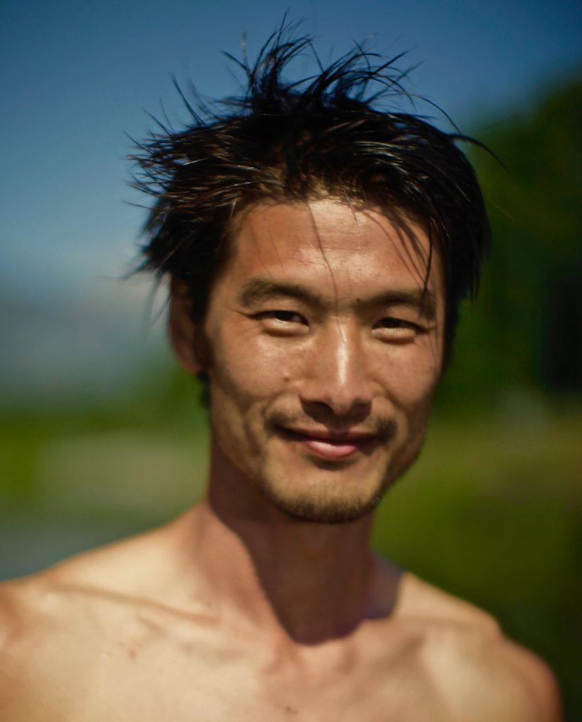 Simon Park Gesicht