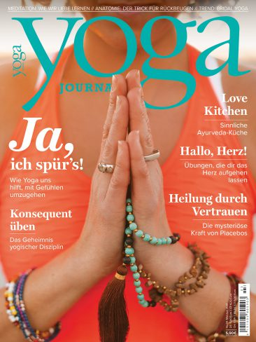Yoga Journal Mai Juni 2021