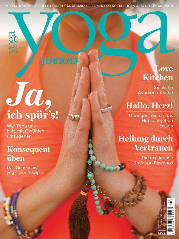 Yoga Journal Mai Juni 2021