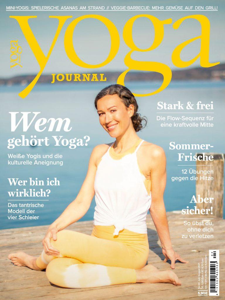 Yoga Journal 4/21