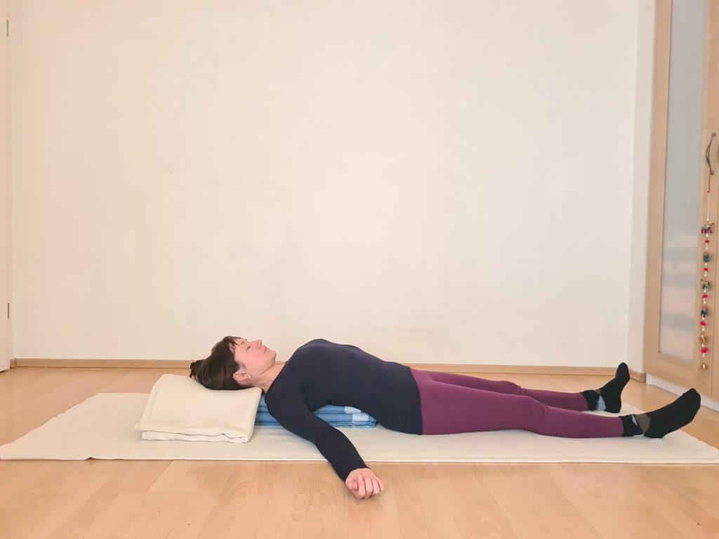 Yoga bei Long Covid