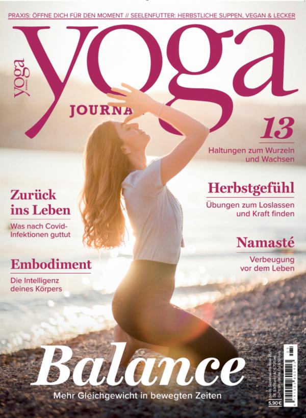 Yoga Journal Nr. 5/21