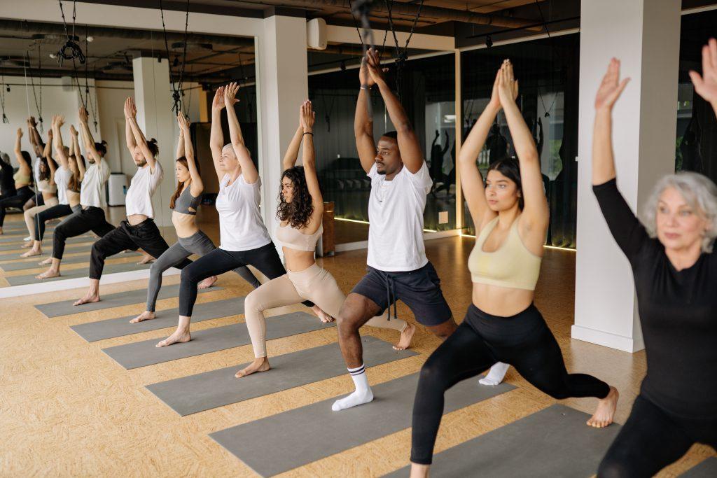 Tipps Gleichgewicht Yoga
