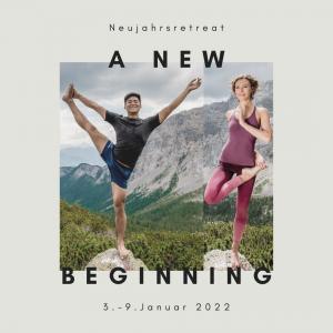 Neujahr Retreat