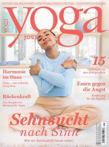 Yoga Journal 6/21